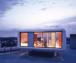 Loft Cube, Live Anywhere Micro Home