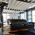 Loft Sangervasio in Italy by Massimo Adiansi Architetto