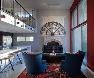 Lofts @ Cherokee Studios: Alice Cooper Living Room