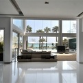 Lofty Beachfront Home in Bahrain | Lo Studio