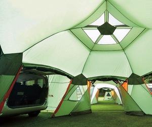 LOGO Decagon Modular Tent System