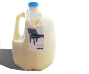 Loll Design: Furniture from Milk Jugs