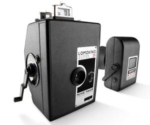 Lomokino, The New Lomography's 35mm Video Camera