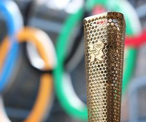 London 2012 Olympic Torch Prototype Unveiled