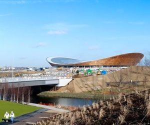 London 2012 Olympic Velodrome Ready to Rock!!