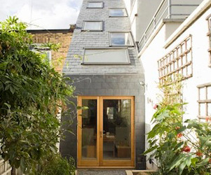 London Home Addition by Alma-nac
