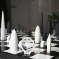 London Landmarks Chess Set