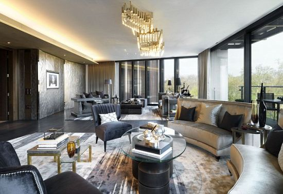 London penthouse apartment sells for record 140 million