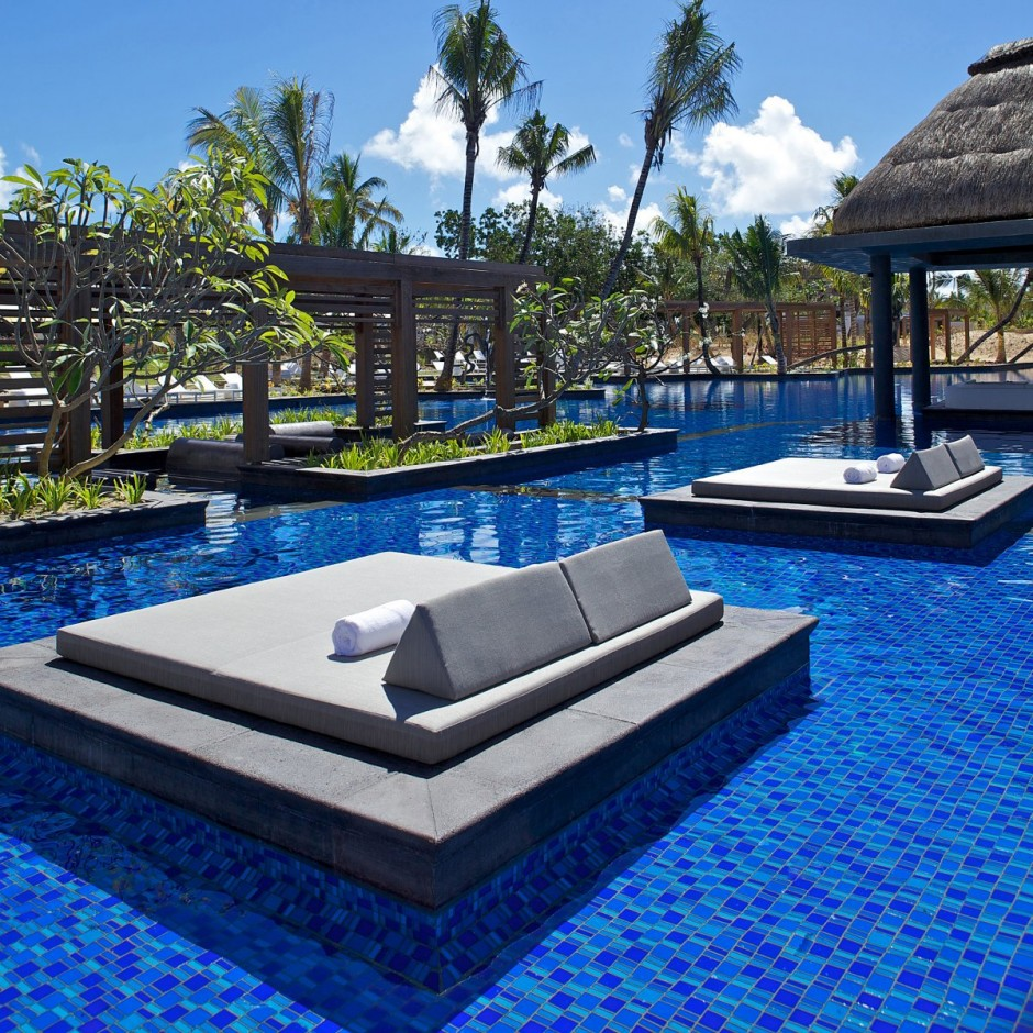 Long Beach Beach Houses: Long Beach Hotel In Mauritius