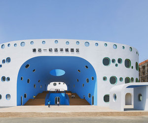 Loop Kindergarten SAKO Architects