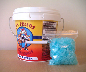 Los Pollos Hermanos Blue Meth Candy Tubs