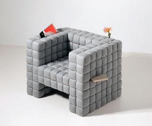Lost In Sofa by Daisuke Motogi Architecture