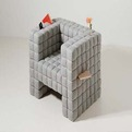 Lost In Sofa Design by Daisuke Motogi Architecture