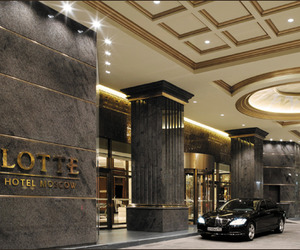 Lotte Hotel Moscow by Wilson Associates