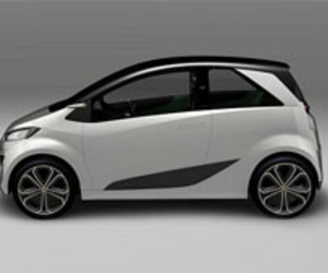 Lotus City Car with Concept 2011