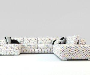 Louis Vuitton Sofas