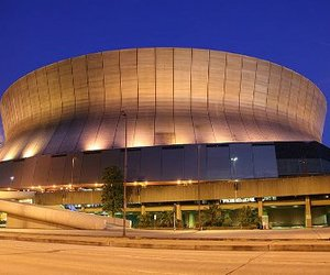 Louisiana Superdome on track to complete