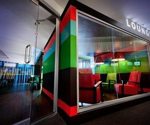 Lounge Bar by Jean de Lessard