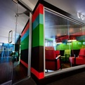 Lounge Bar by Jean de Lessard