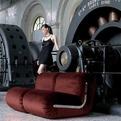 Lounge Chair Boomerang By Rodolfo Bonneto