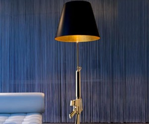 Lounge Gun Floor Lamp