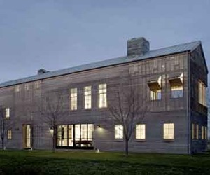Louver House, A Sustainable Architecture Building by LSS