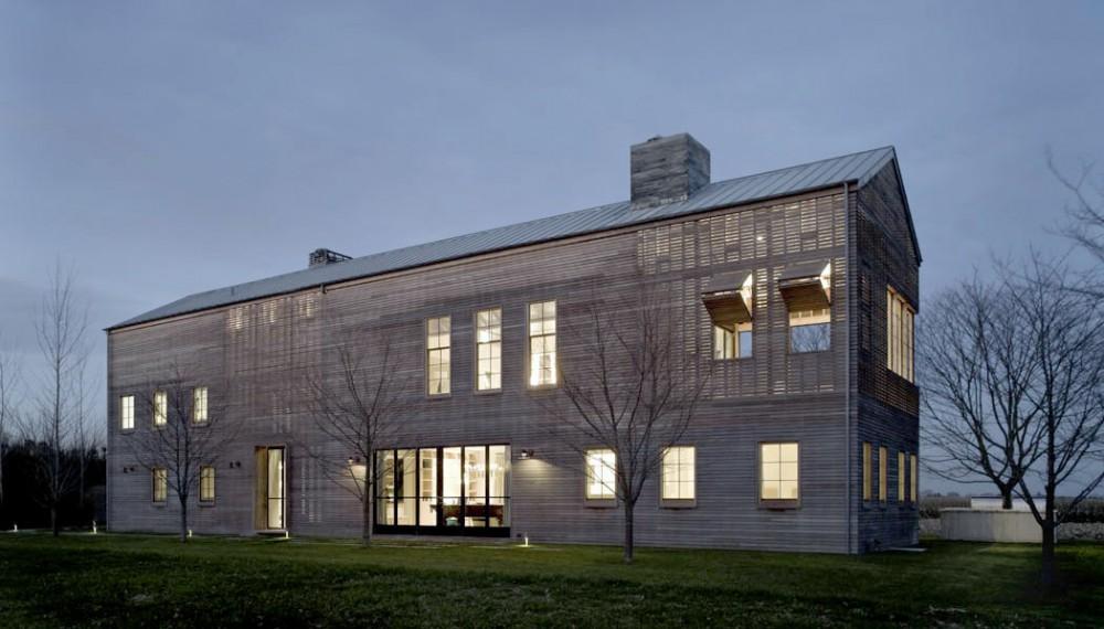 Louver House Barn Conversion By Leroy Street Studio