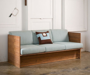 Love Couch by Samuel Moyer Furniture