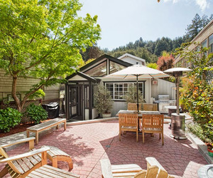 Lovely Private Home in Mill Valley, California