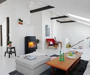 Lovely Scandinavian Duplex