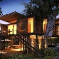 Lovely VillasTaribini Designed by Sanzpont Arquitectura.