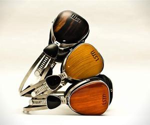 LSTN Reclaimed Wood Headphones