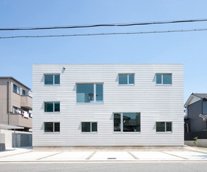 LT Josai by Naruse-Inokuma Architects