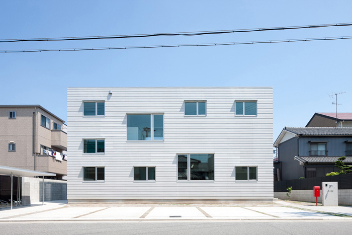 Lt Josai By Naruse Inokuma Architects