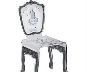 Lucite Orphee Chair