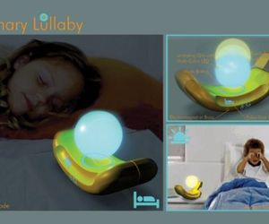 Luminary Lullaby night lamp