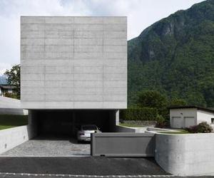 Lumino House by Davide Macullo
