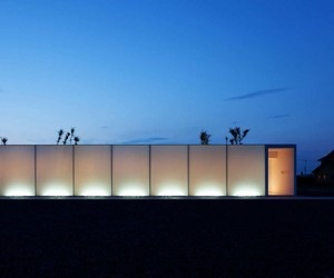 Luminous House by Shinichi Ogawa