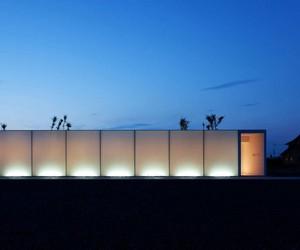 Luminous House by Shinichi Ogawa