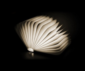 Lumio, A Creative Book Lamp