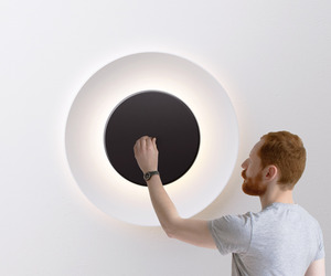 Lunaire lamp by Ferréol Babin for FontanaArte