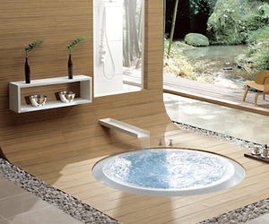 Lust-worthy whirlpool tubs from KÄSCH.