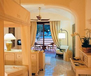 Luxurious 5-star Capri Palace Hotel and Spa