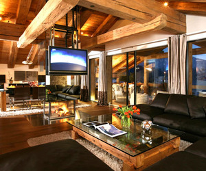Luxurious Chalet Spa Blanche in Verbier