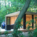 Luxurious Eco Garden Room in London by in.it.studios