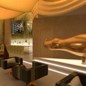 Luxurious of Sultan Lounge by Stephane Dupoux, Kuala Lumpur