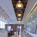 Luxury Airport Lounge by SHH