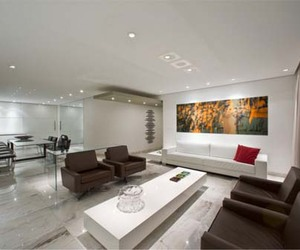 Luxury Apartment by Morato Arquitetura