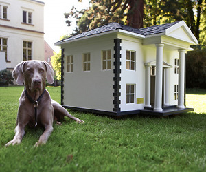 Luxury Barkitecture 10 Amazing Elaborate Dog Houses