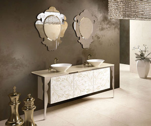 Luxury Bathroom Collection by Branchetti